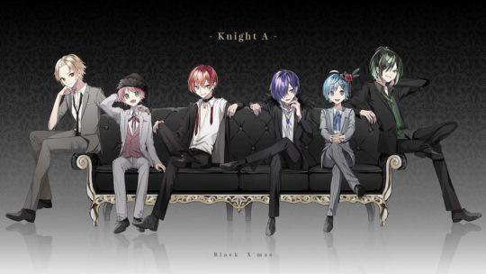 Black Xmas / KnightA-騎士A-